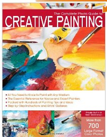 art book, book on painting