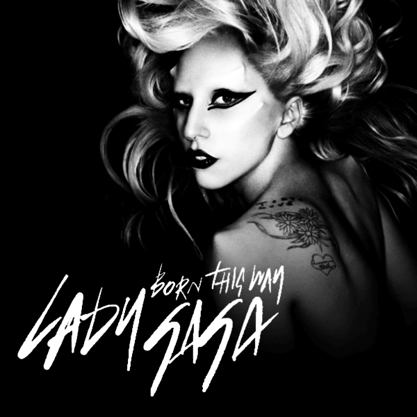 lady gaga born this way cover wallpaper. wallpaper lady gaga born this