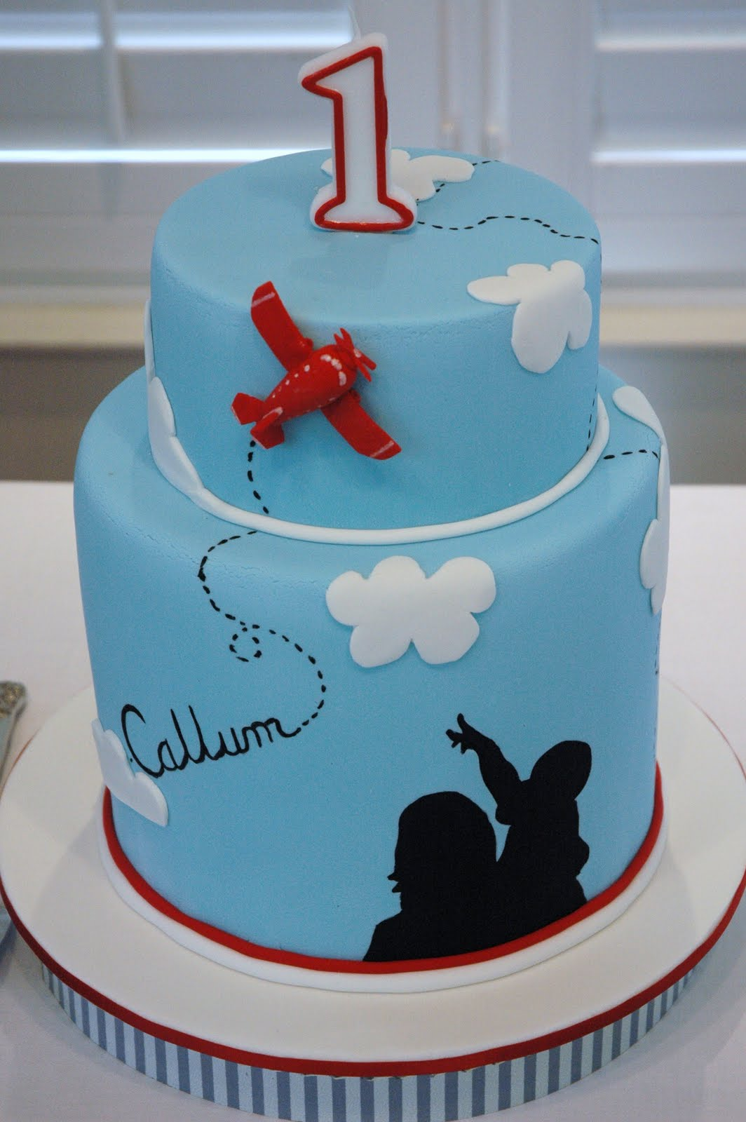 Images Of Plane Cake : MON TRESOR: REAL PARTY SUBMISSION: Aeroplane Party!