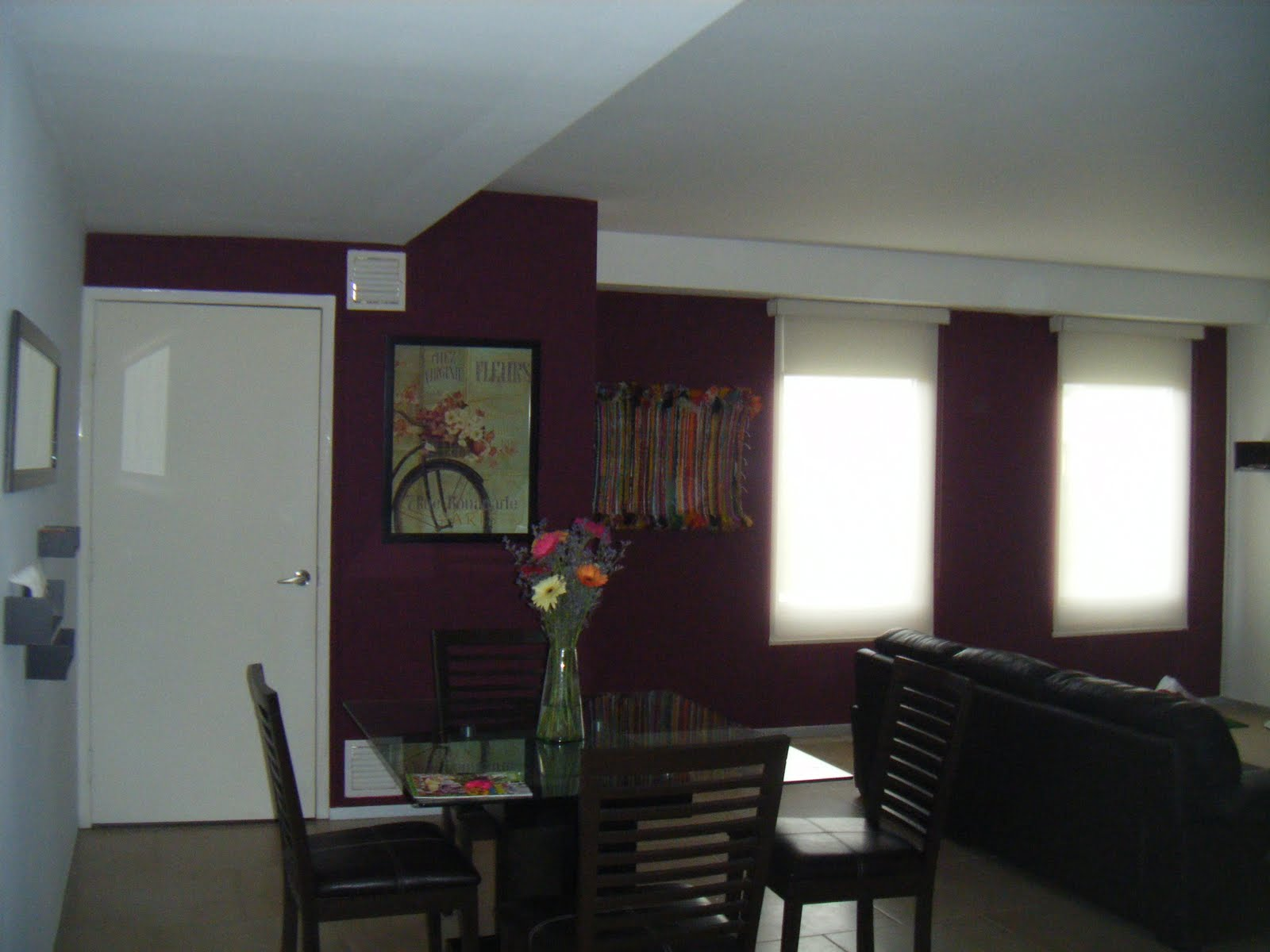 Pintores profesionales pintura interior depto horizontes - Pintura de pared ...