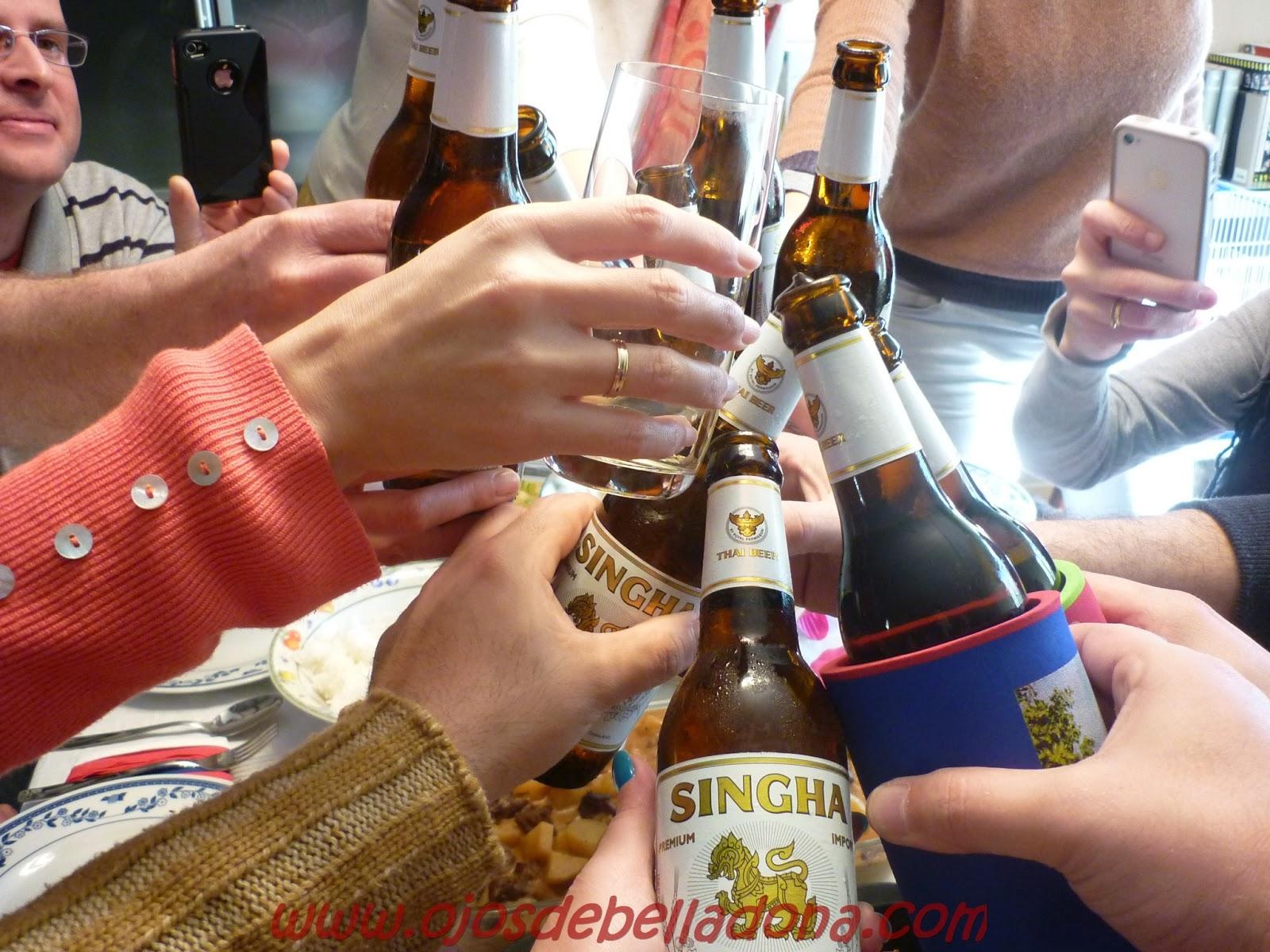 Cerveza Shinga