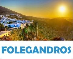 Appartamenti e alberghi a Folegandros