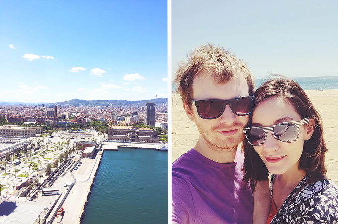 Barcelona In Pictures.