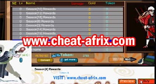 Cheat Share TP + Clan Reward 2013 Ninja Saga