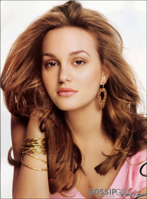 American actress and singer Leighton Meester