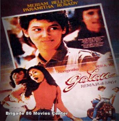 Brigade 86 Movies Center - Romantika - Galau Remaja di SMA (1985)