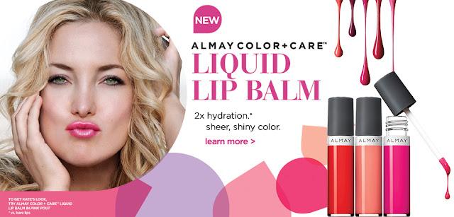 Almay Liquid Lip Balm