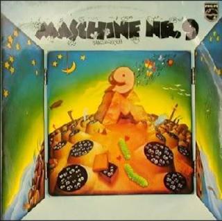 MASCHINE NR. 9-HEADMOVIE, LP, 1974, GERMANY, NWW LIST