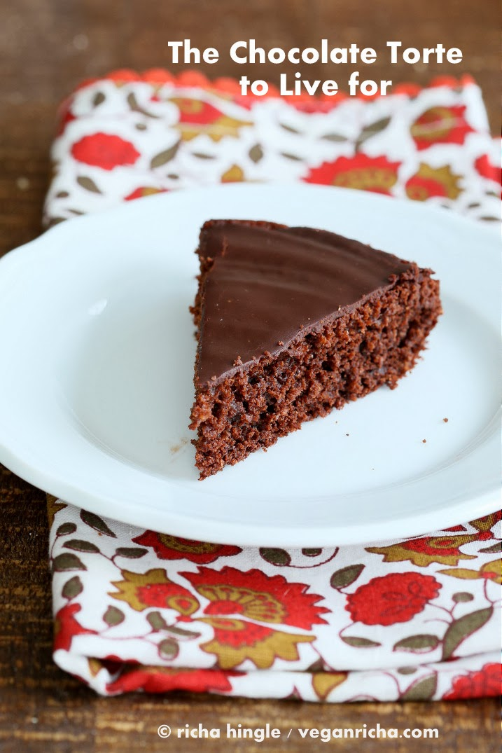 Torte from Vegan Chocolate: Unapologetically Luscious and Decadent ...