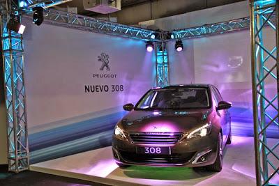 nuevo Peugeot 308. blog Esteban Capdevila