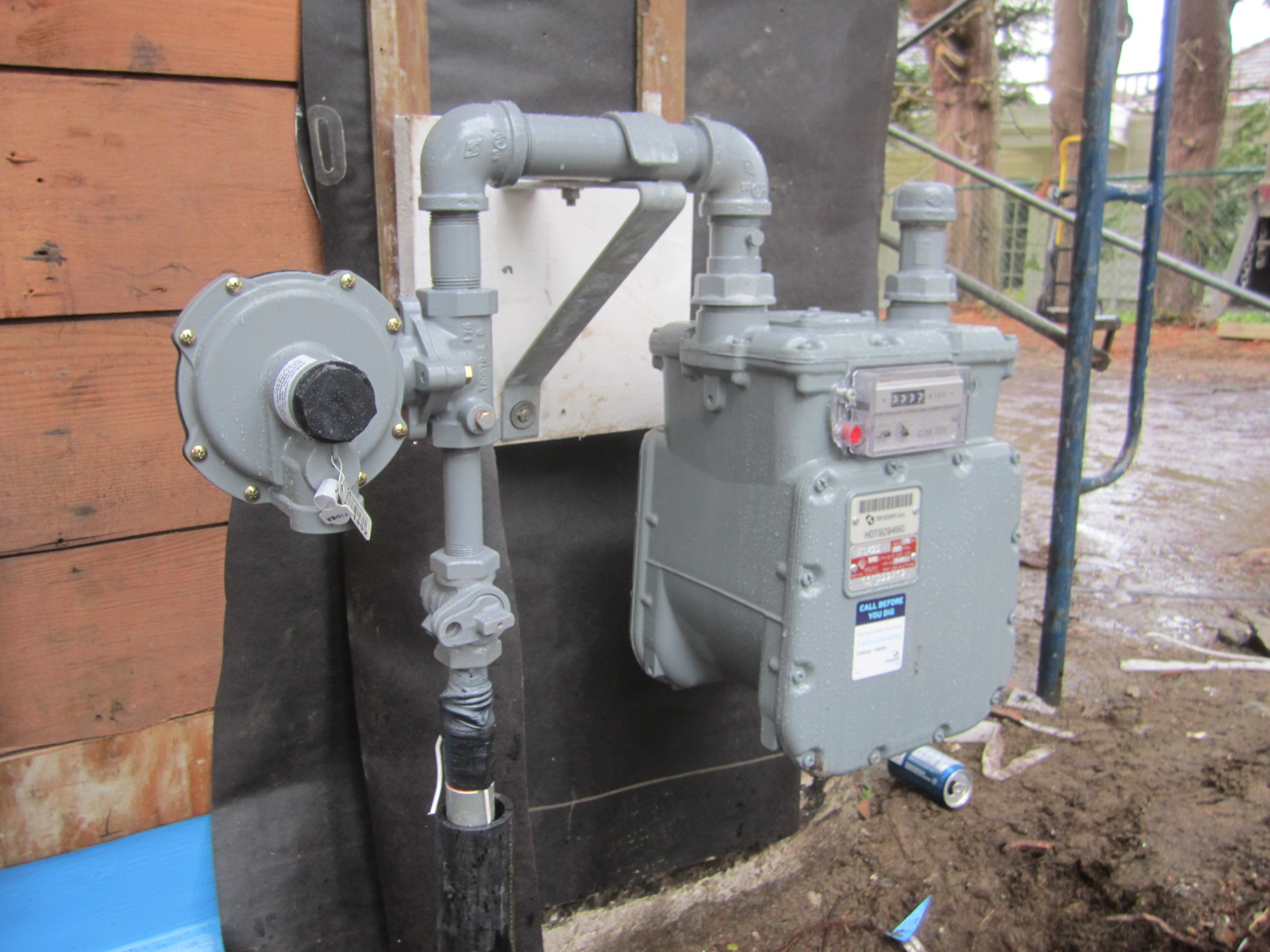Ronse Massey Developments New Two Pound Gas Meter Is