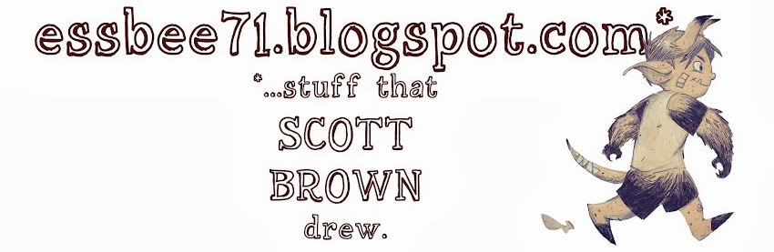 the art of scott brown