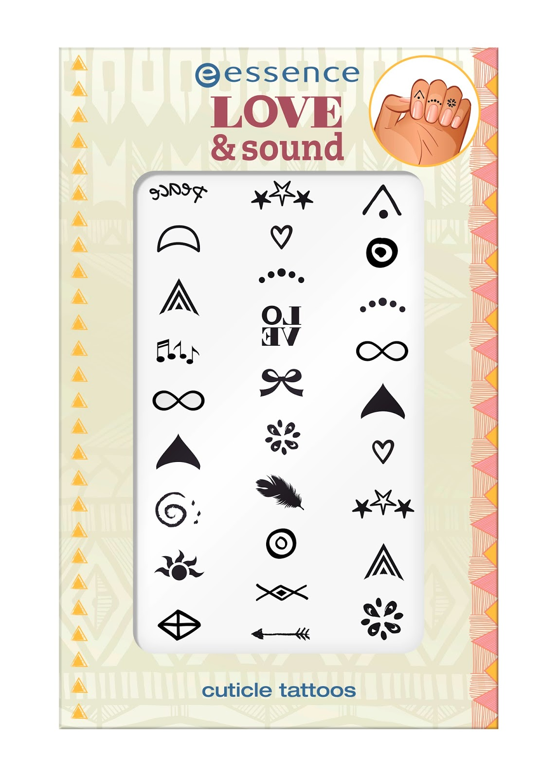 Essence limited edition Love & Sound