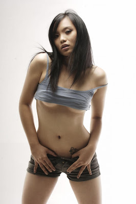 sandra yosefine sexy 31 Kumpulan Foto Model Hot Indonesia