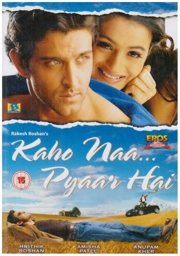 Kaho Naa Pyaar Hai Poster