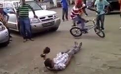 Awesome Bike Stunts