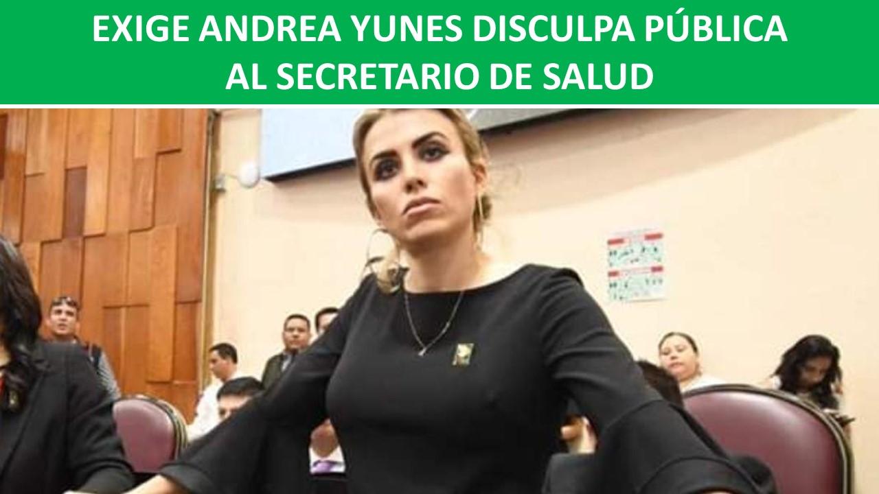 AL SECRETARIO DE SALUD