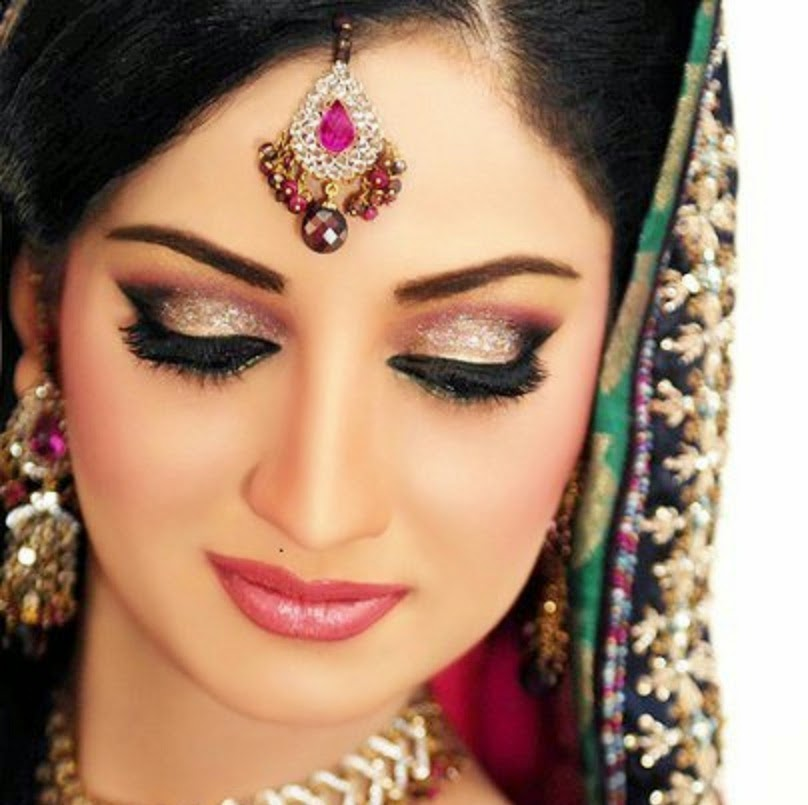 bridal eye makeup wallpaper mugeek vidalondon