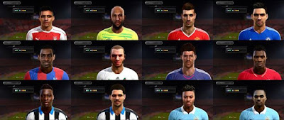 EPL Face-Pack By Nadir Bekkar