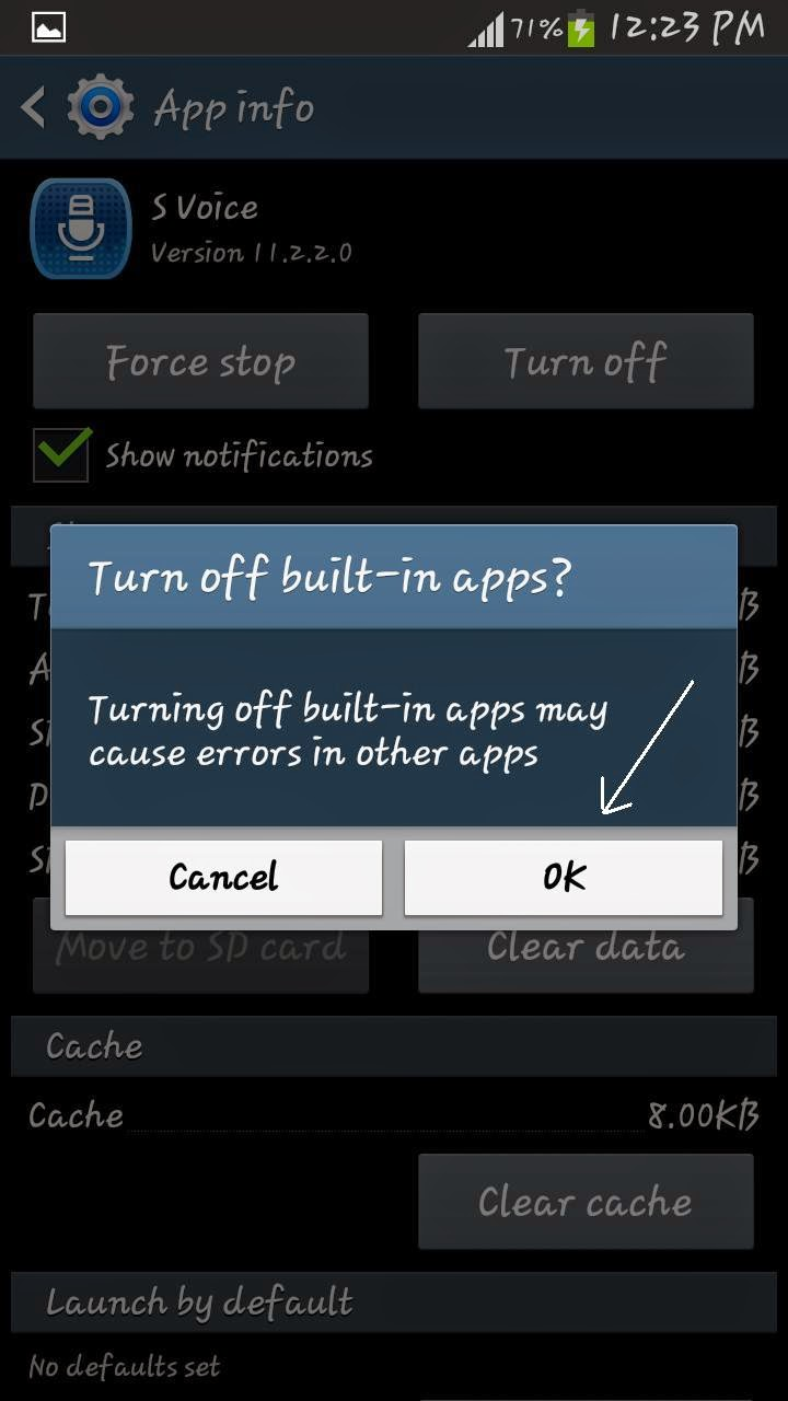 Turning Off unwanted apps in Android phones ~ Android For ...