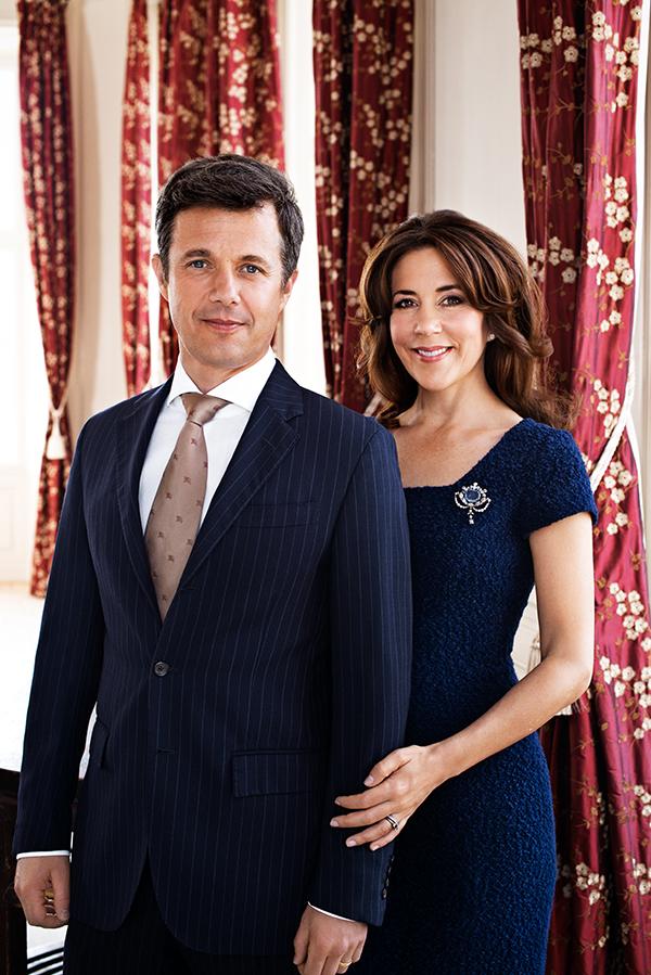 Amalie loves Denmark - Kronprinz Frederik und Kronprinzessin Mary