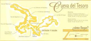 Cueva del Tesoro: plano, horarios y acceso