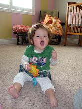 Norah 8 months