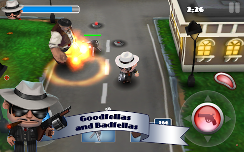 Mafia Rush Android Game Apk