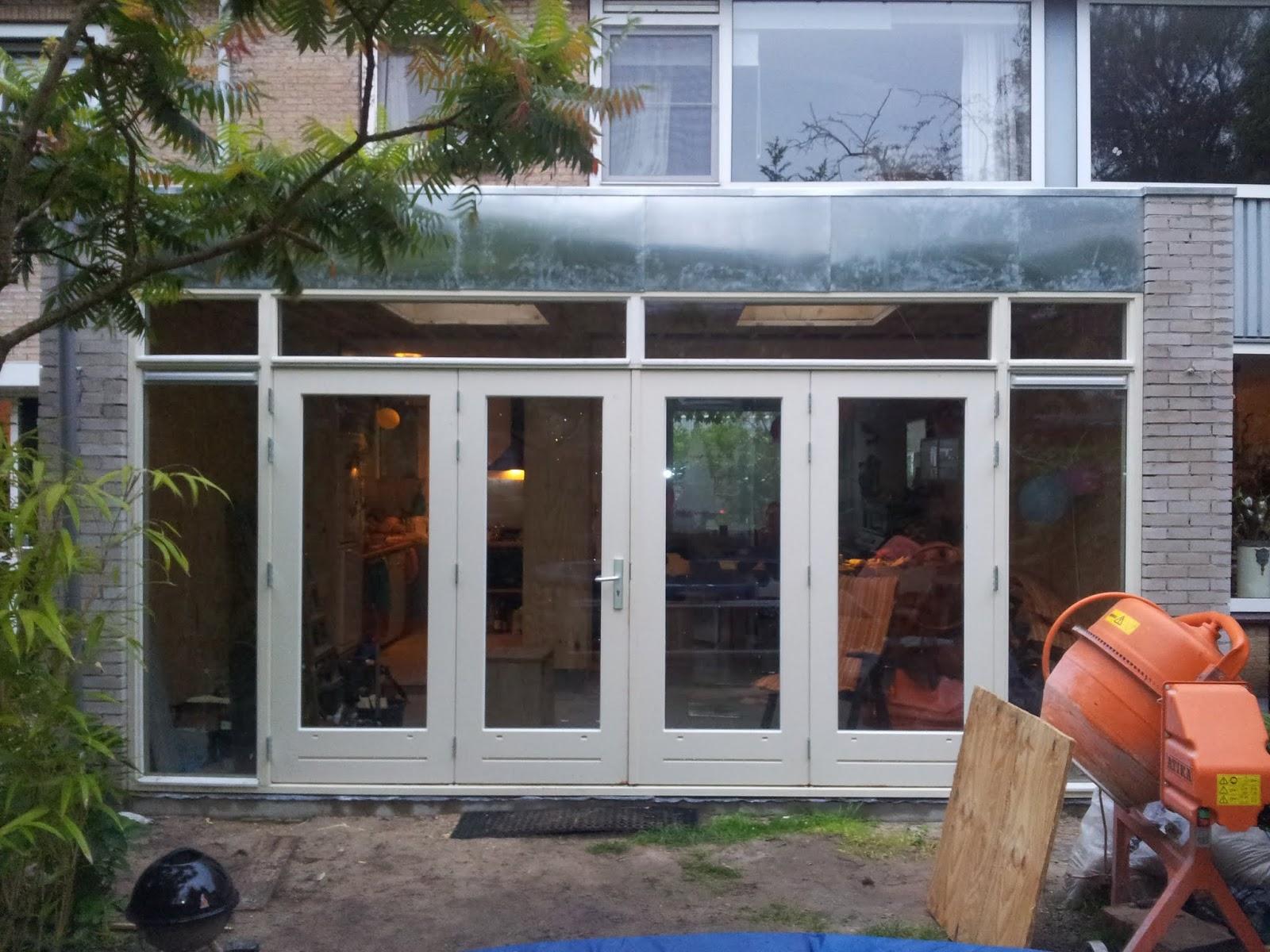 Info en een selectie van werken van bouwbedrijf bricksnobricks kozijn en gevel - Studio stijl glazen partitie ...