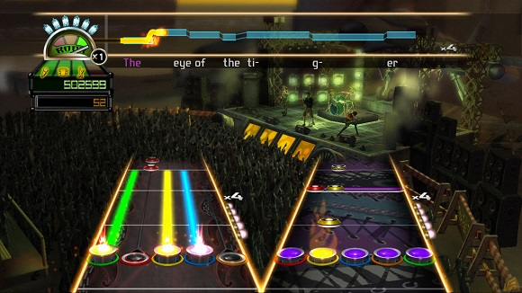 Guita Hero World Tour PC Screenshot Gameplay www.OvaGames.com 2 Guitar Hero World Tour ViTALiTY