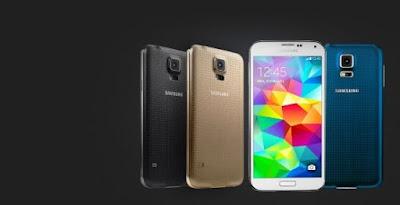 Cara Membedakan Samsung S5 Asli dan Palsu Atau Replika 2015