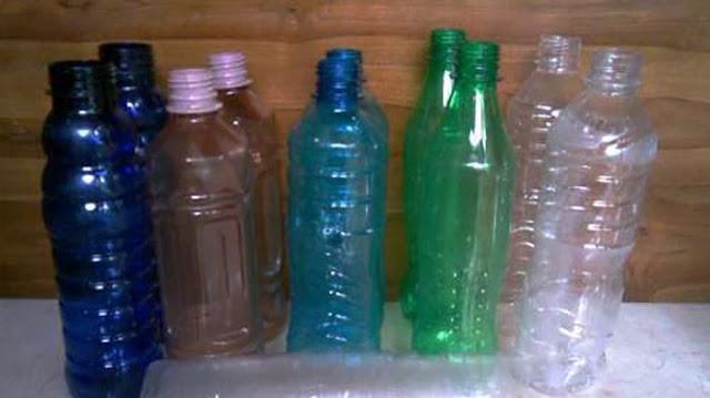 Hati Hati Menggunakan Botol Bekas