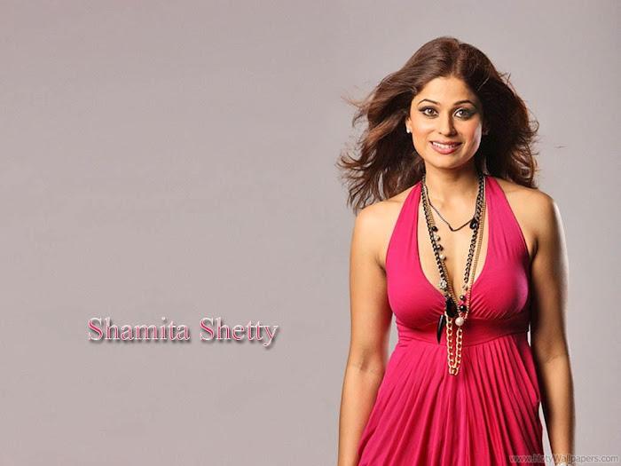 Shamita Shetty HD Wallpaper -01