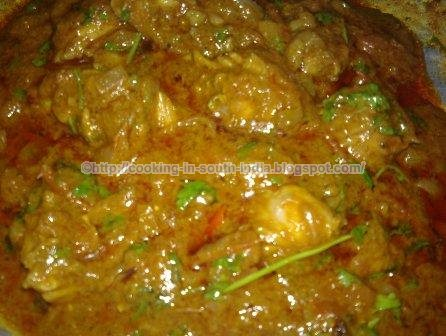 Pakistani Kadai Chicken or Karahi Chicken | South Indian ...