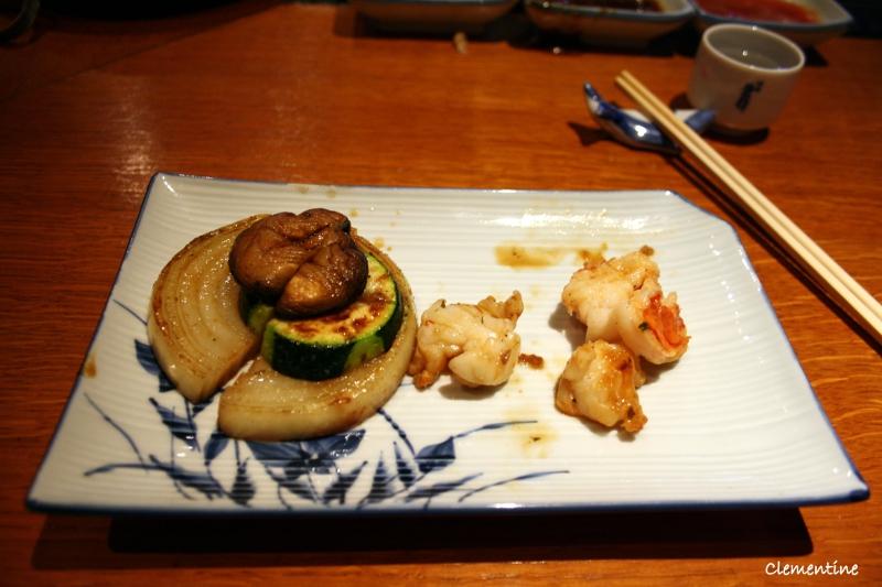 Le blog de clementine restaurant japonais sakura arnhem for Cuisinier wok