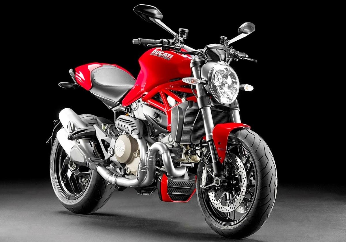 Foto Motor Ducati Terbaru