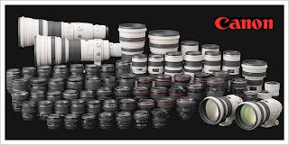 Panduan memilih Lensa kamera DSLR