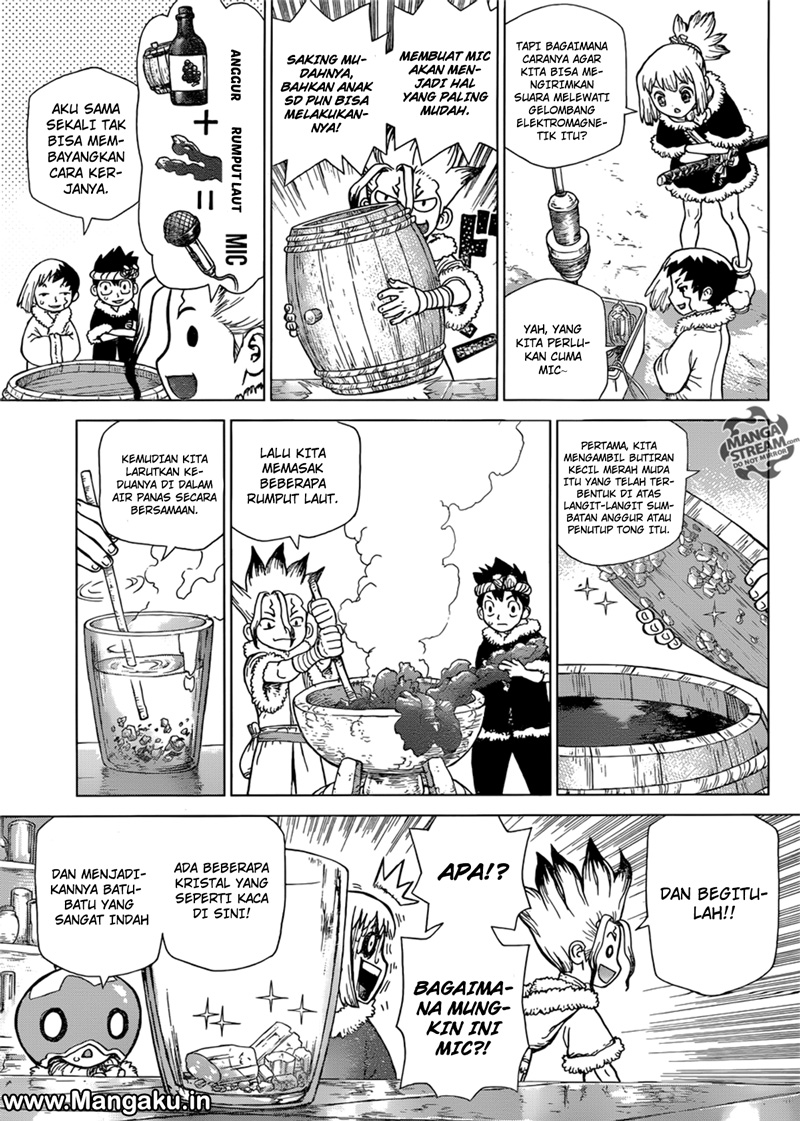 Dr. Stone Chapter 59-3