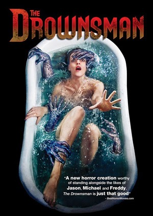 The Drownsman 2014 poster