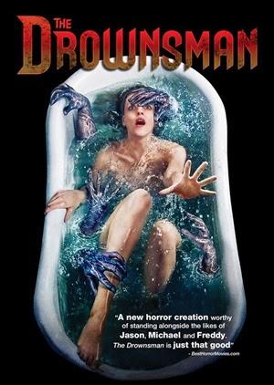 The Drownsman 2014 poster