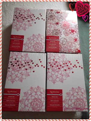 Michaels Craft Store | Sale find | Valentine's Day Craft photo box