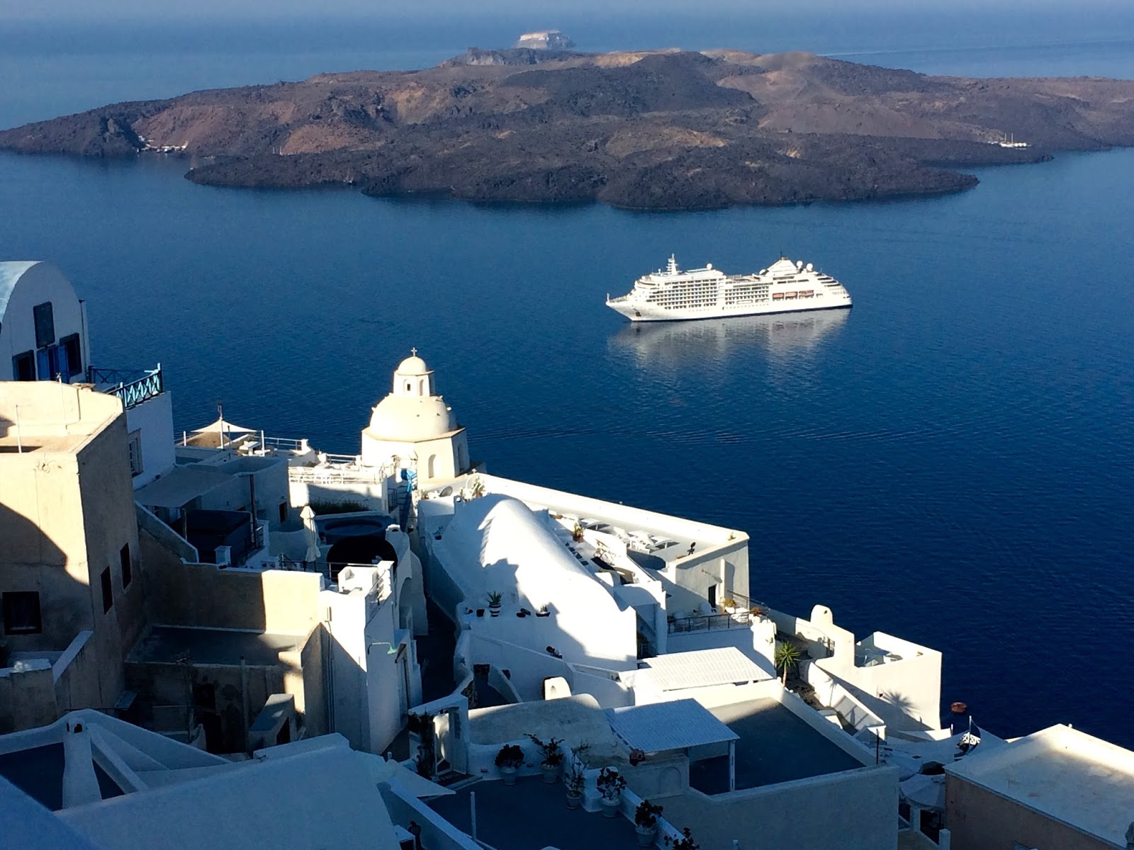 Where to go in Santorini