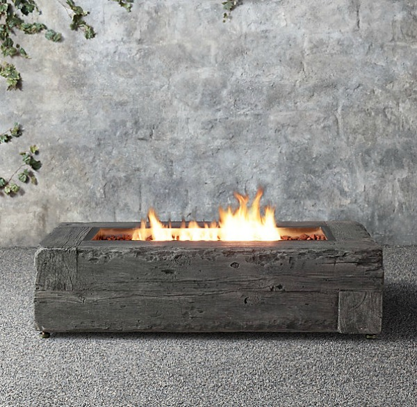 A New Fire Pit For Our Back Patio Driven By Decor