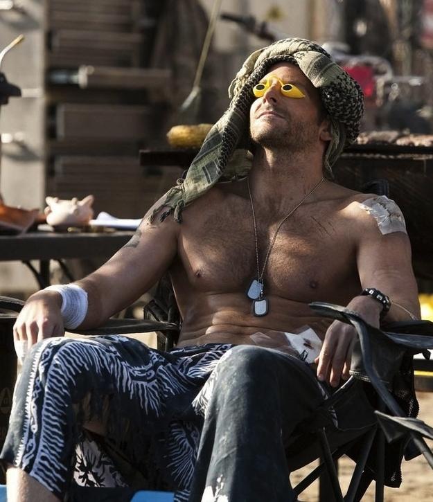 Bradley Cooper Has 5 Nipples Weird Deformity Revealed On