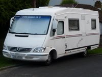 Our Old Motorhome
