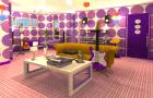 Candy Room Escape 9 - Dark Violet Pop
