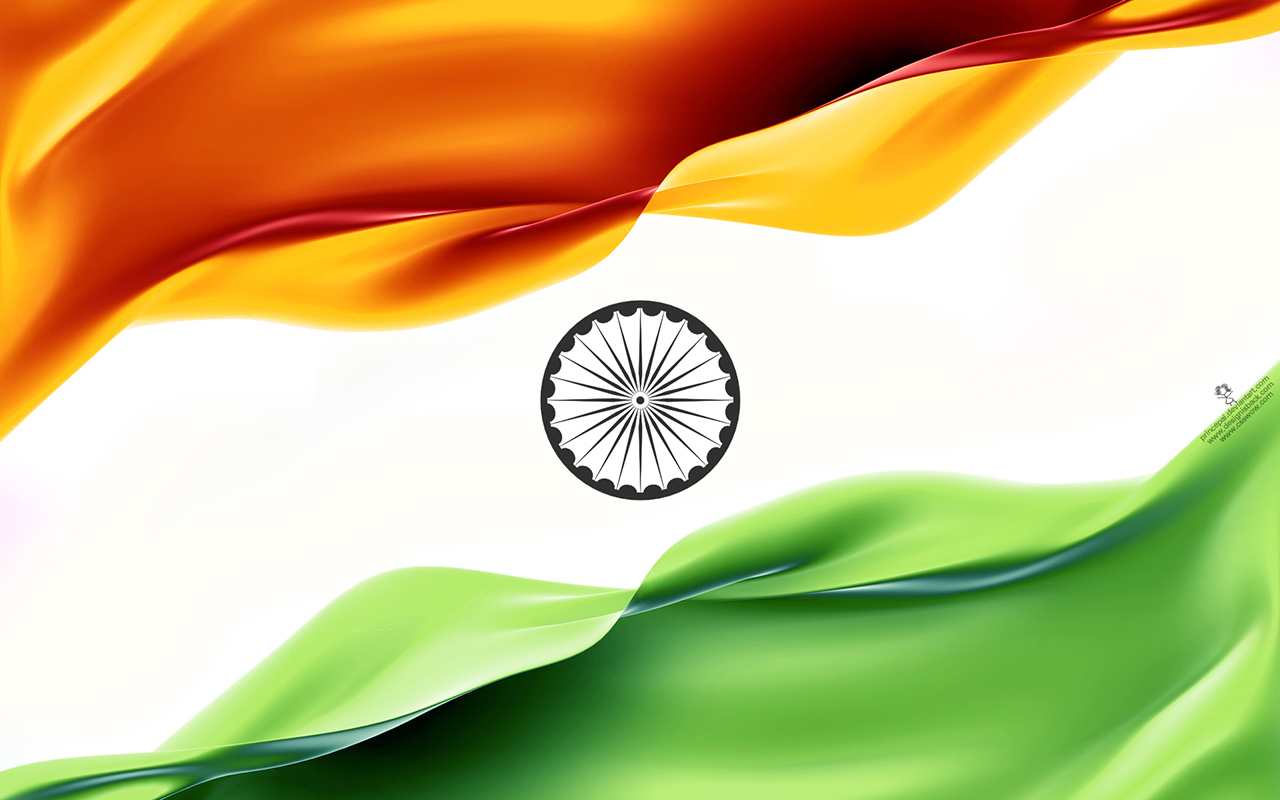 We are feeling proud by presenting the tricolour in the form of a ...