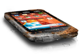Samsung galaxy xcover smarthphone extremo
