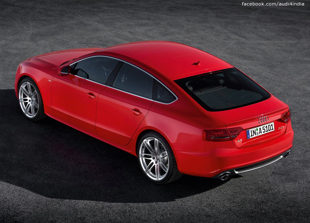 all new audi a5 sportback review specification pictures images wallpapers the world of audi. Black Bedroom Furniture Sets. Home Design Ideas
