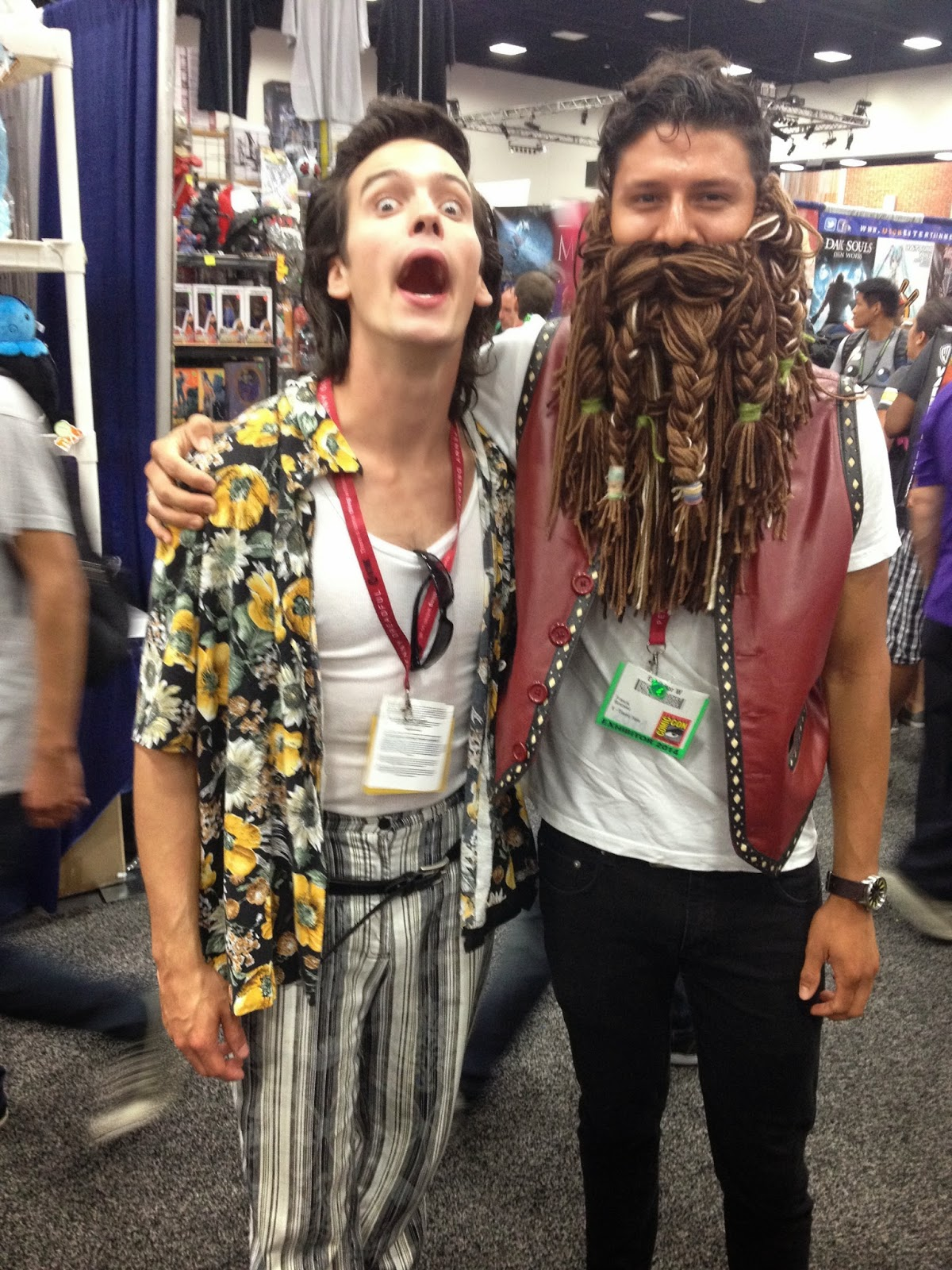 Comic Con 2014 To Live And Thrive In La